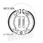 Bremsbeläge LUCAS f. Trommelbremse MCS 956
