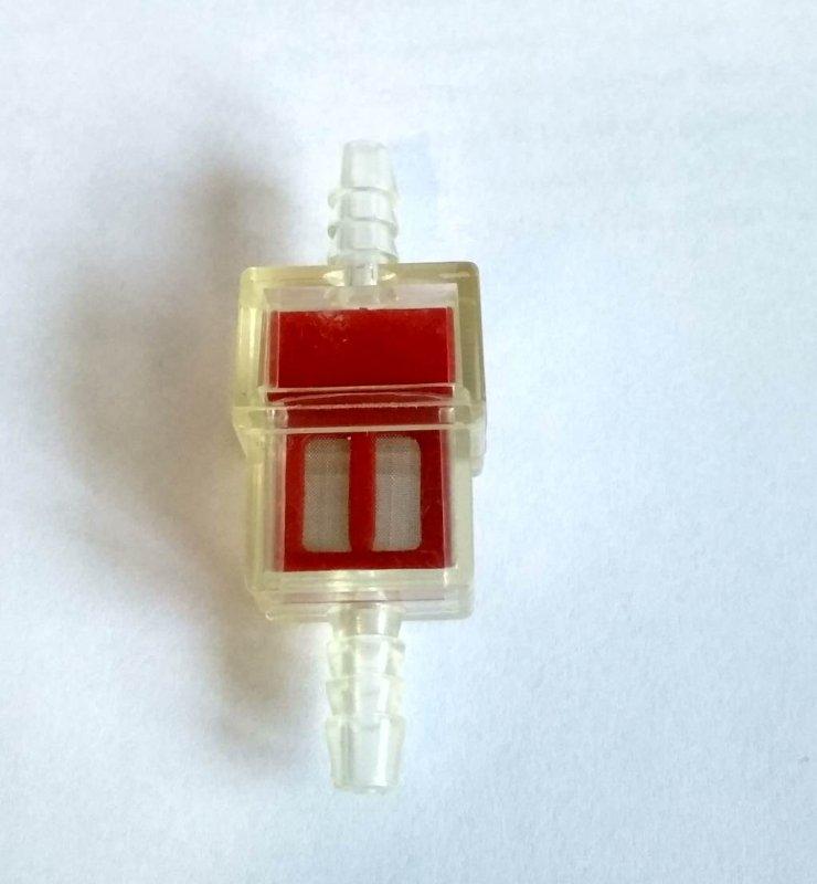 Benzinfilter 6mm Polisport