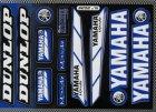 Aufkleberset Yamaha / Dunlop