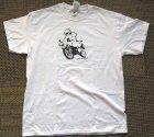 MOT TECH DT Shirt Gr. M weiß