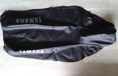 Sitzbankbezug DT125 4BL DE03 schwarz Yamaha