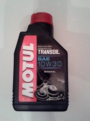 Getriebeöl Motul SAE10W30 1L
