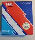 Bremsbeläge Hinterrad  EBC 506  DT80LC2